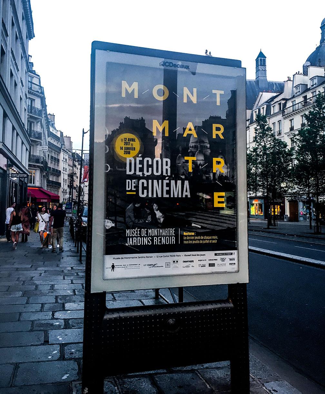 Musée de Montmartre Print