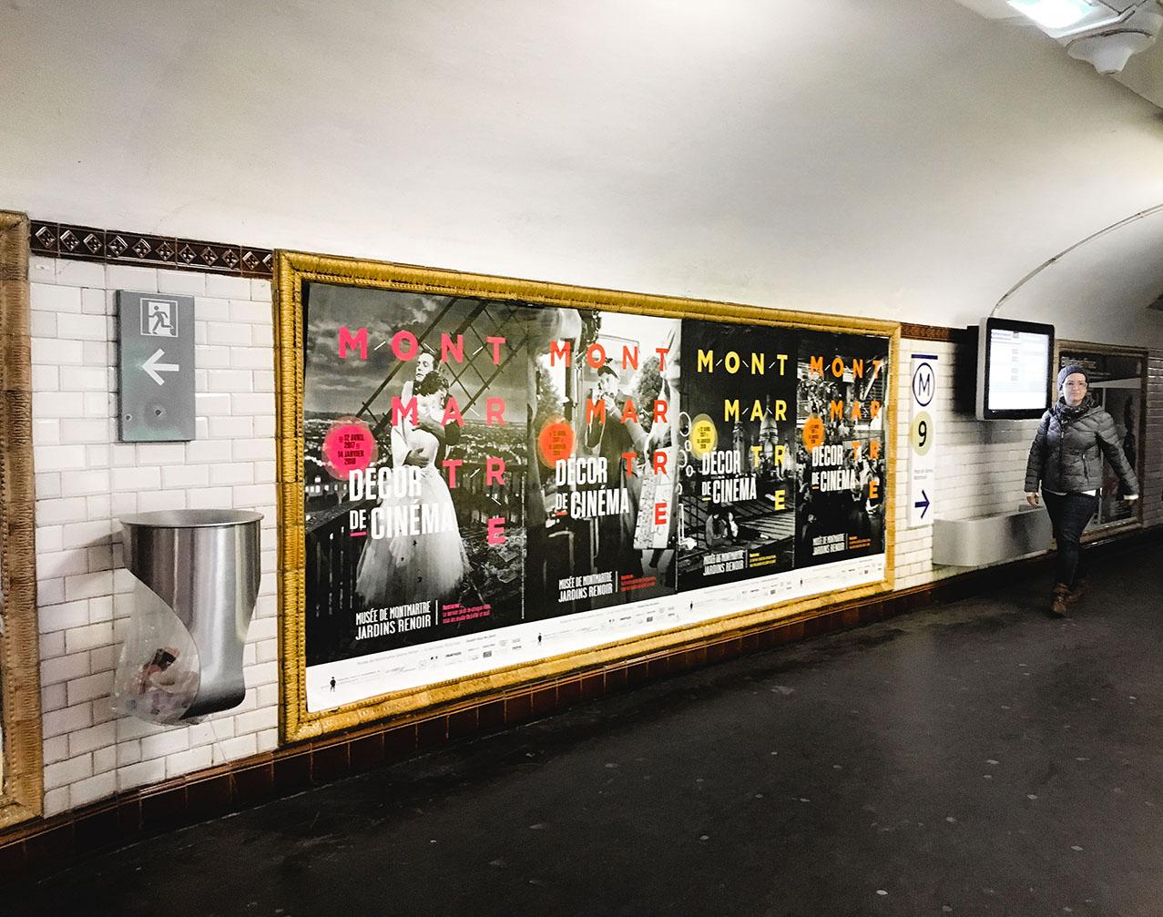 Print métro