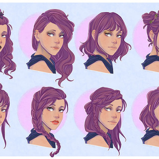 Hair Reference