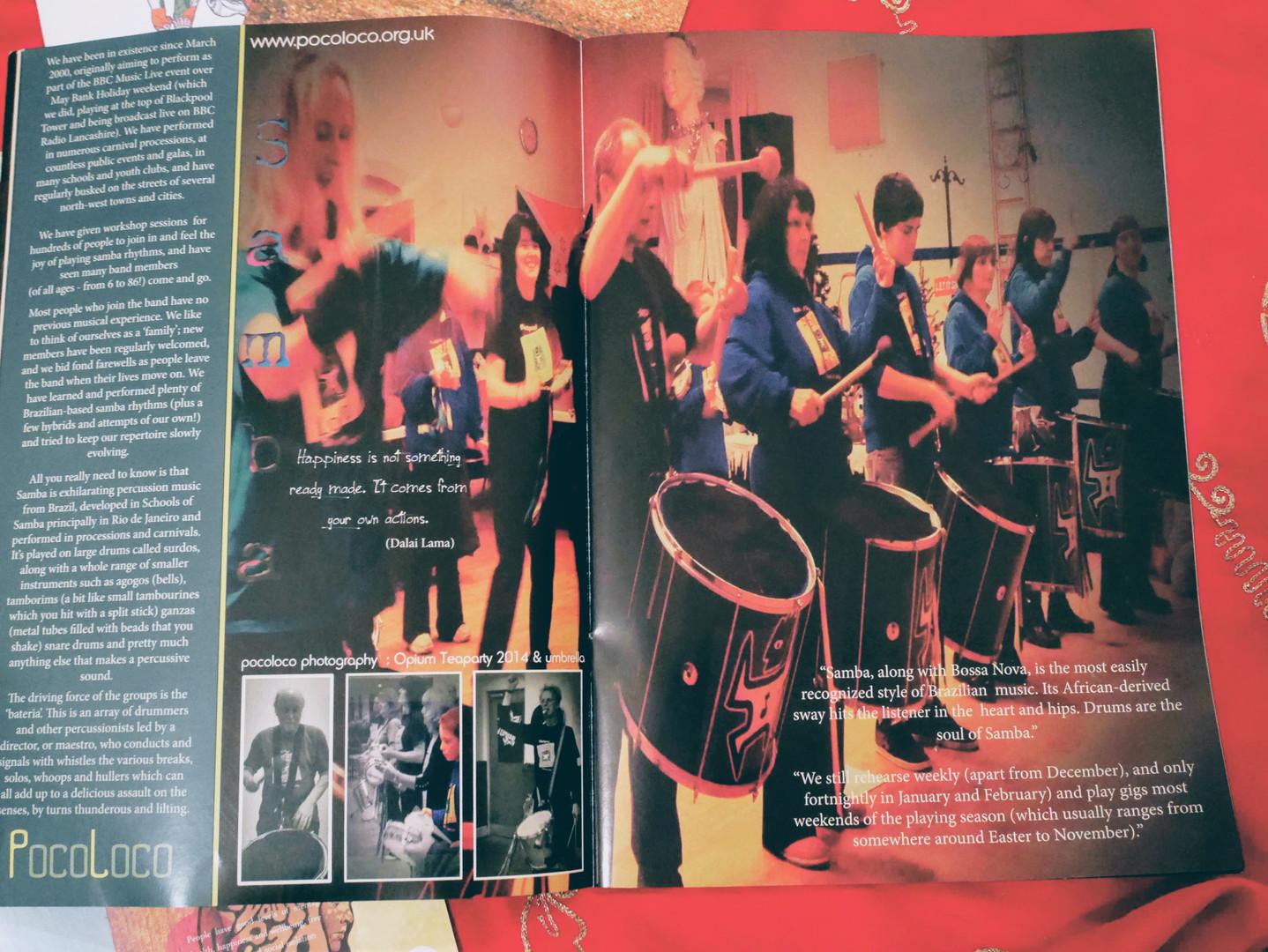 Community Glue Magazine