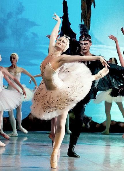 Swan Lake Bondarenko Dushakov Kiev City Ballet Ukraine