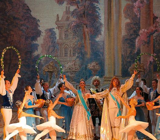 Sleeping Beauty Kiev City Ballet Ukraine