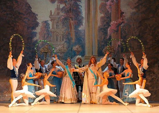 Sleeping Beauty Kiev City Ballet Ukraine