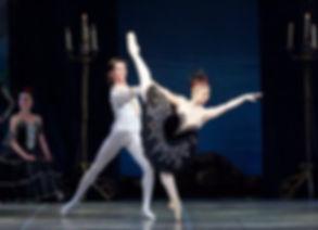 Swan Lake Bondarenko Sukhorukov Kiev City Ballet Ukraine