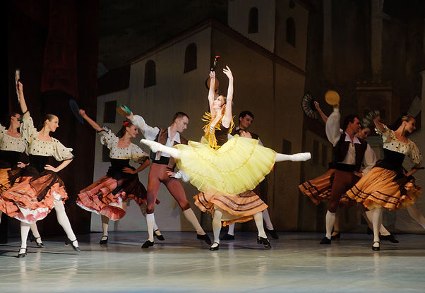 Don Quixote Kiev City Ballet Kitri