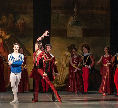Romeo And Juliet Kiev City Ballet Sukhorukov Siniavsky
