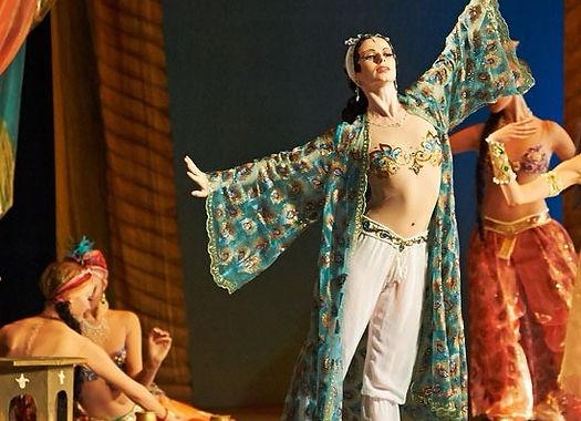 SCHEHERAZADE Kiev City Ballet Bondarenko Oksana