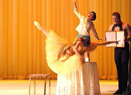 Funny Concert Kiev City Ballet Kozlov Ivan