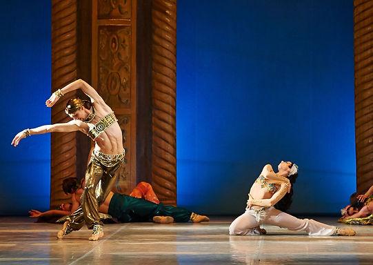 Scheherazade Kiev City Ballet Ukraine