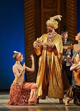 SCHEHERAZADE Kiev City Ballet
