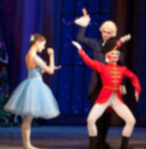 Nutcracker Voronova Yablonskiy Krasnitskaya Kiev City Ballet Ukraine