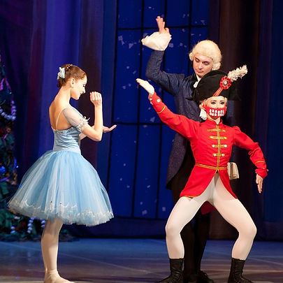 Nutcracker Kiev City Ballet
