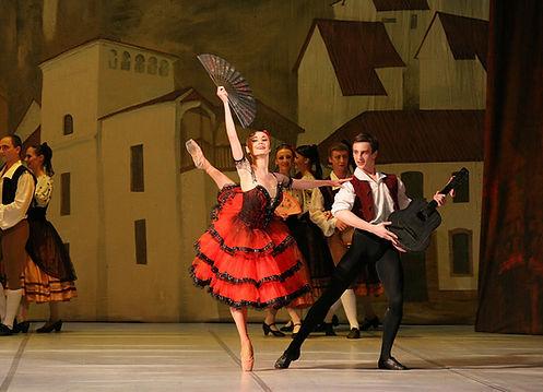 Don Quixote Kiev City Ballet Didenko Siniavsky