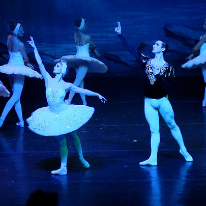 Swan Lake Kiev City Ballet Ukraine