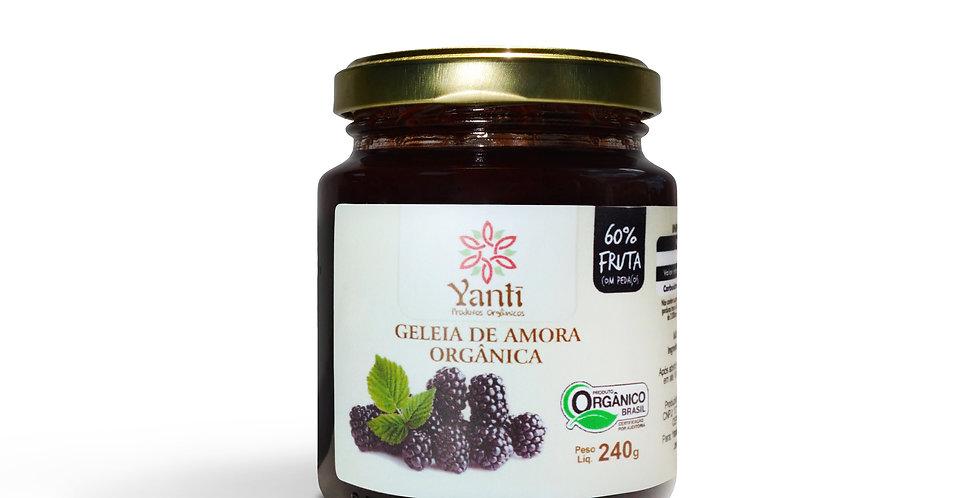 Geleia de Amora  -  240g