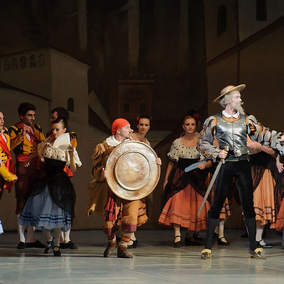 Don Quixote Kiev City Ballet Ukraine