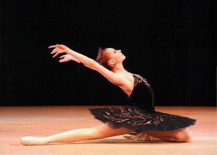 Tatiana Lezova Swan Lake