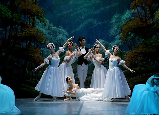 Chopiniana Kiev City Ballet Ukraine