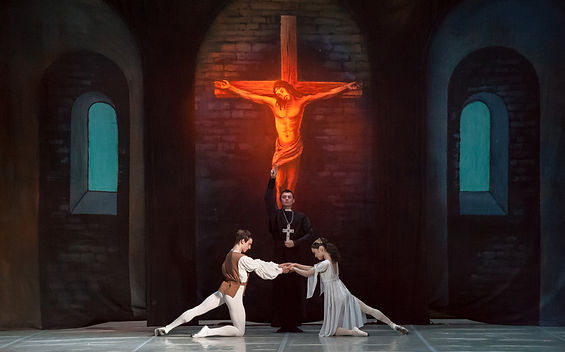 Romeo and Juliet Kiev City Ballet Ukraine