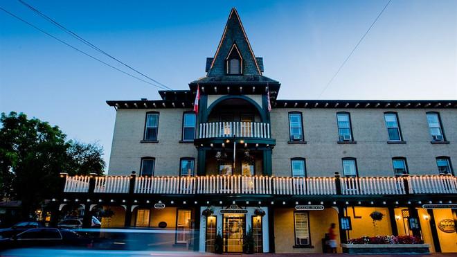 Gananoque Inn and Spa