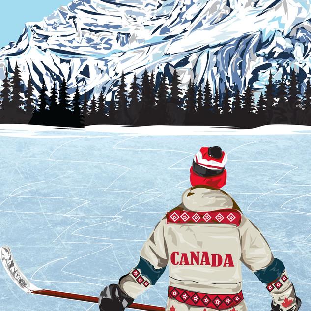 oh Canada / digital art