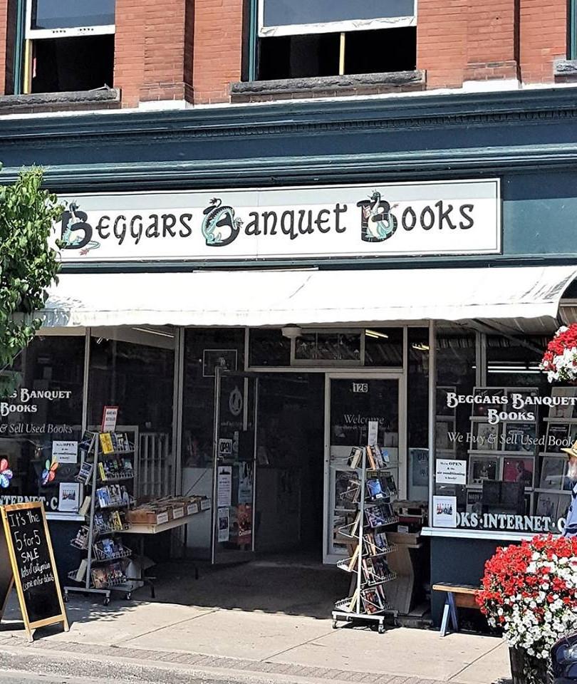Beggars Banquet Books