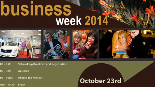 Business Week Poster