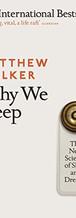 hy We Sleep: The New Science of Sleep and Dreams