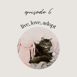 Ep6: Live, Love, Adopt