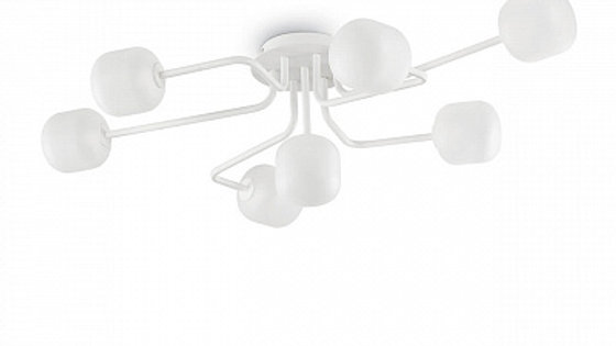 Потолочная люстра Ideal Lux Mallow PL7