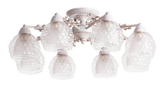 Потолочная люстра Arte Lamp Malina A7695PL-8WG