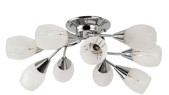 Потолочная люстра Arte Lamp Penny A2701PL-9CC