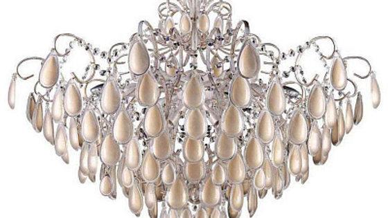 Потолочная люстра Crystal Lux Sevilia PL9 Gold