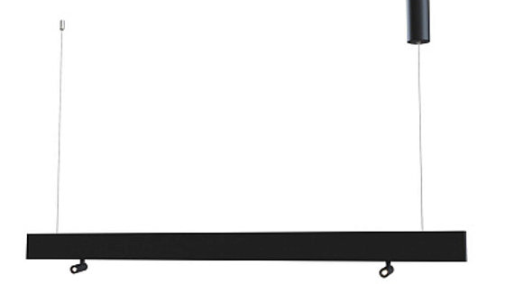 Подвесной светодиодный светильник Maytoni Puntero P068PL-L27B4K
