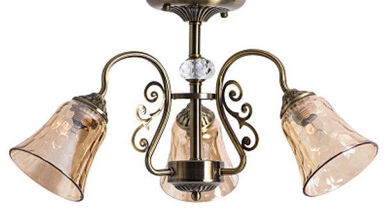 Потолочная люстра Arte Lamp Nicole A2702PL-3AB