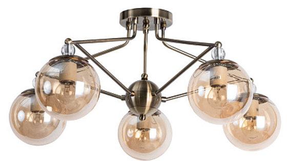 Потолочная люстра Arte Lamp Enigma A3133PL-5AB