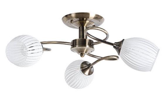 Потолочная люстра Arte Lamp Arya A2941PL-3AB