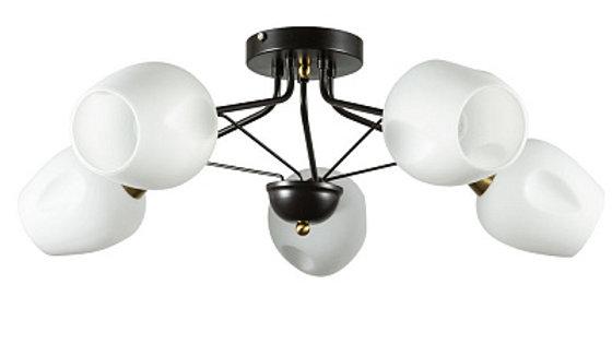 Потолочная люстра Arte Lamp Brighton A2706PL-5CK