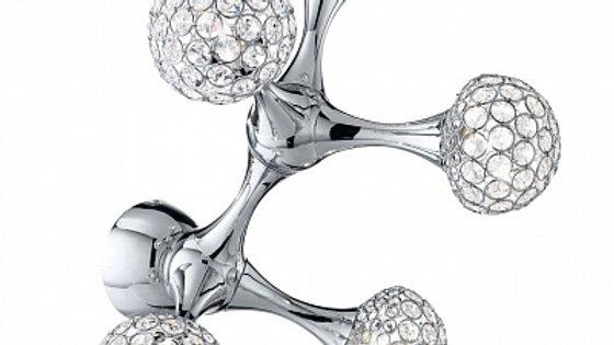 Потолочная люстра Ideal Lux Nodi Crystal PL5