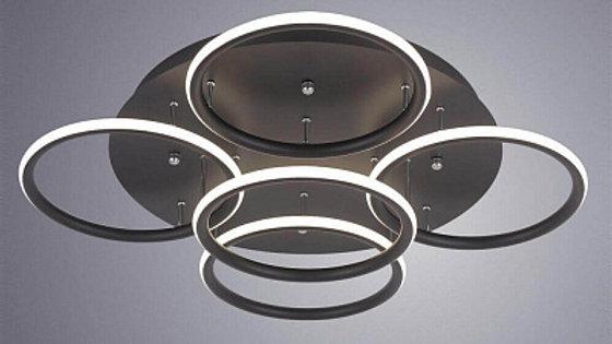 Потолочная светодиодная люстра Arte Lamp A2500PL-5BK