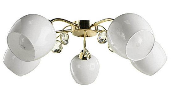 Потолочная люстра Arte Lamp Millo A9549PL-5GO