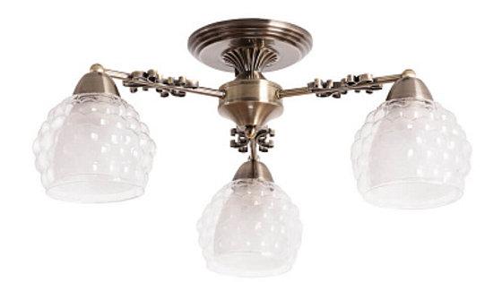 Потолочная люстра Arte Lamp Malina A7695PL-3AB