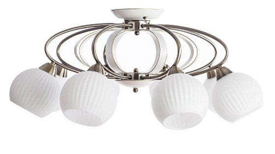 Потолочная люстра Arte Lamp Ellisse A6342PL-8WG