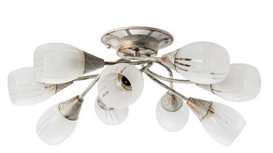 Потолочная люстра Arte Lamp Penny A2701PL-9WG