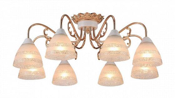 Потолочная люстра Arte Lamp A7072PL-8WG