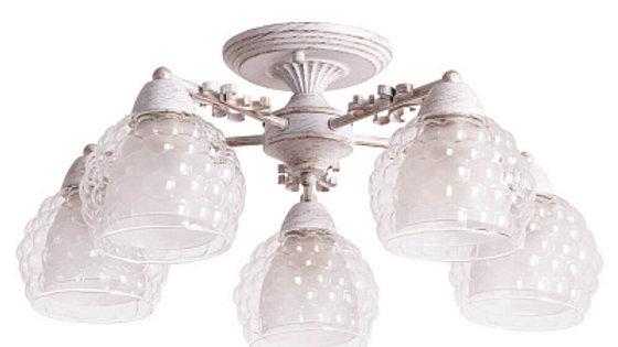 РАЗМЕРЫ Высота, мм 260 Диаметр, мм 600 ЛАМПЫ Тип цоколя E27 Тип лампочки (основн