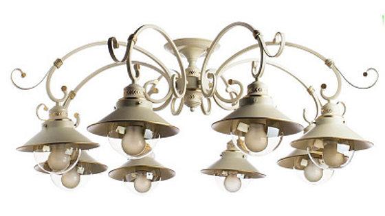 Потолочная люстра Arte Lamp 7 A4577PL-8WG