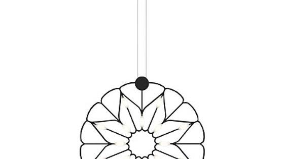 Подвесной светодиодный светильник Maytoni Volare MOD037PL-L16B