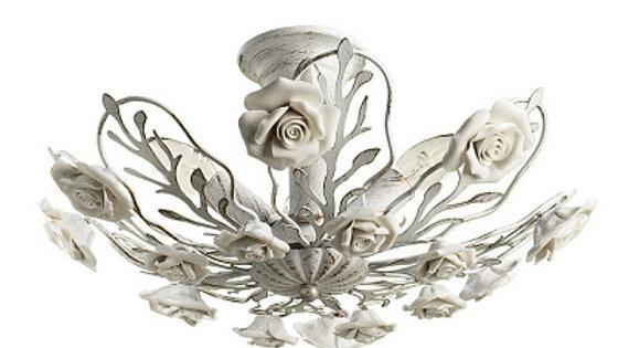 Потолочная люстра Arte Lamp Idillio A6356PL-4WG
