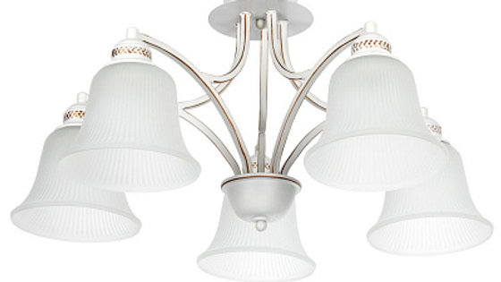 Потолочная люстра Arte Lamp Emma A2713PL-5WG